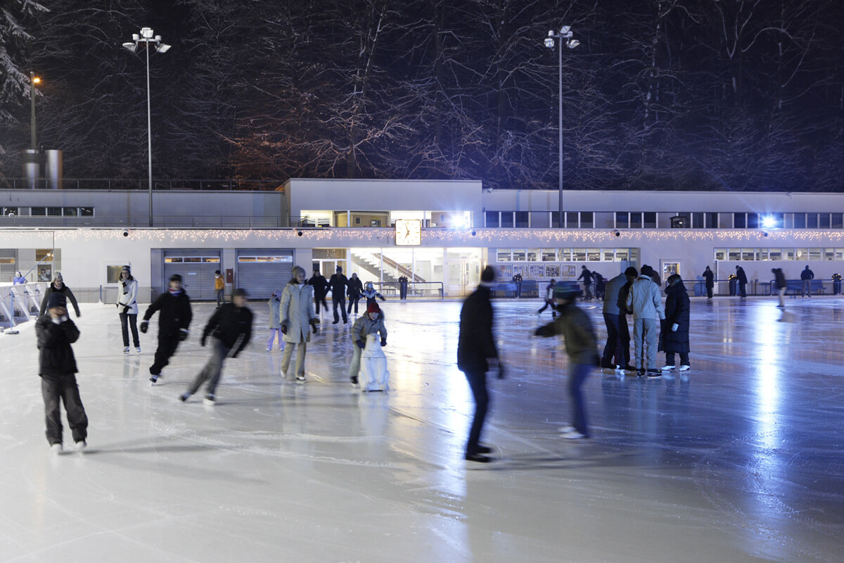 Dolder Ice Skating Rink