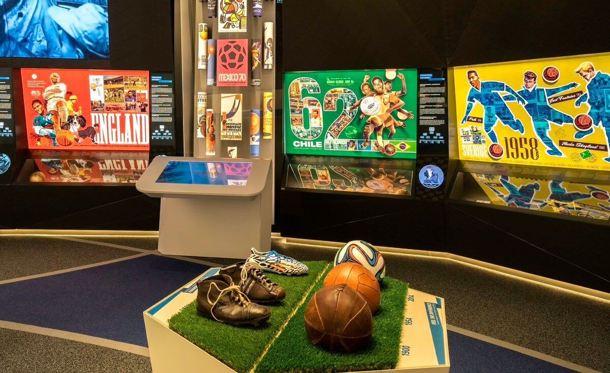 FIFA World Football Museum Zurich