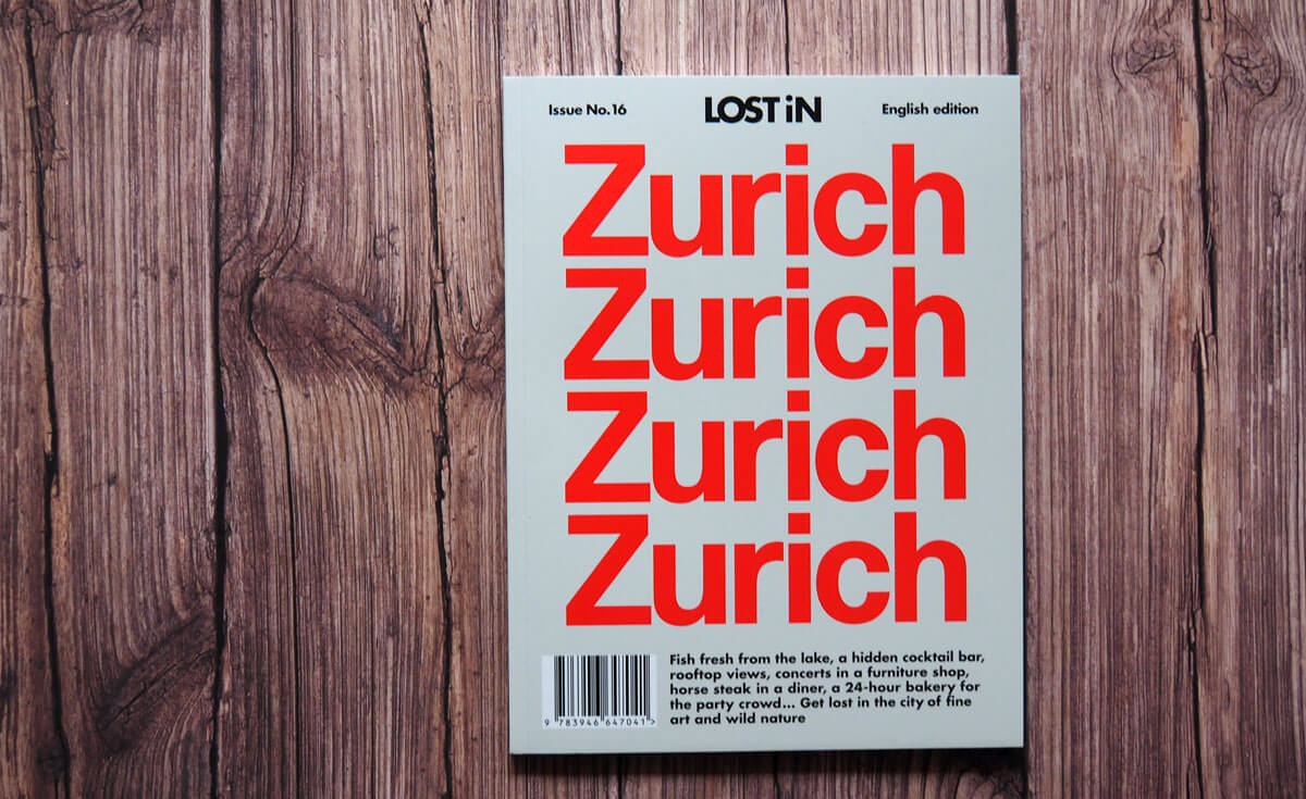 LOST in Zurich Magazine