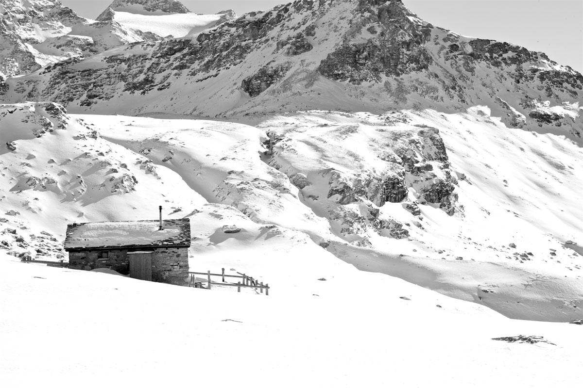 Outdoor Butler in St. Moritz