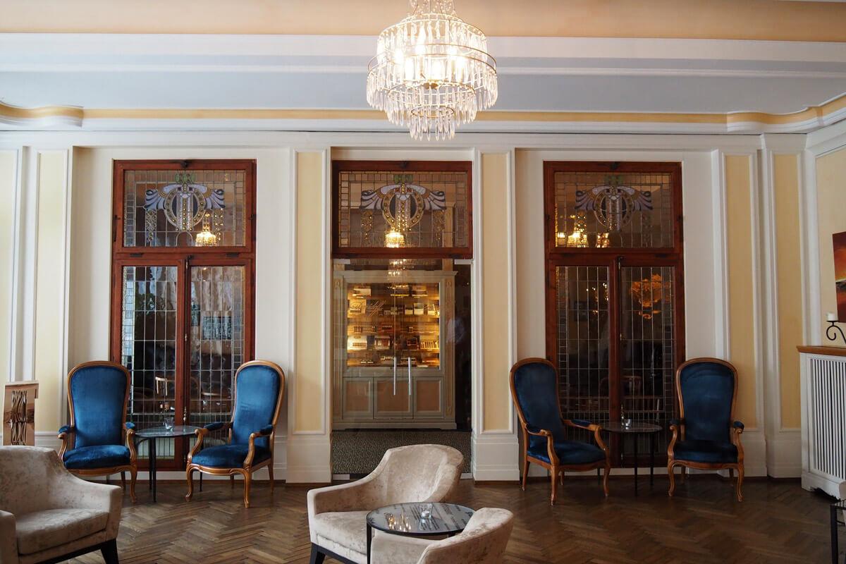 Lenkerhof Hotel Spa - Lobby