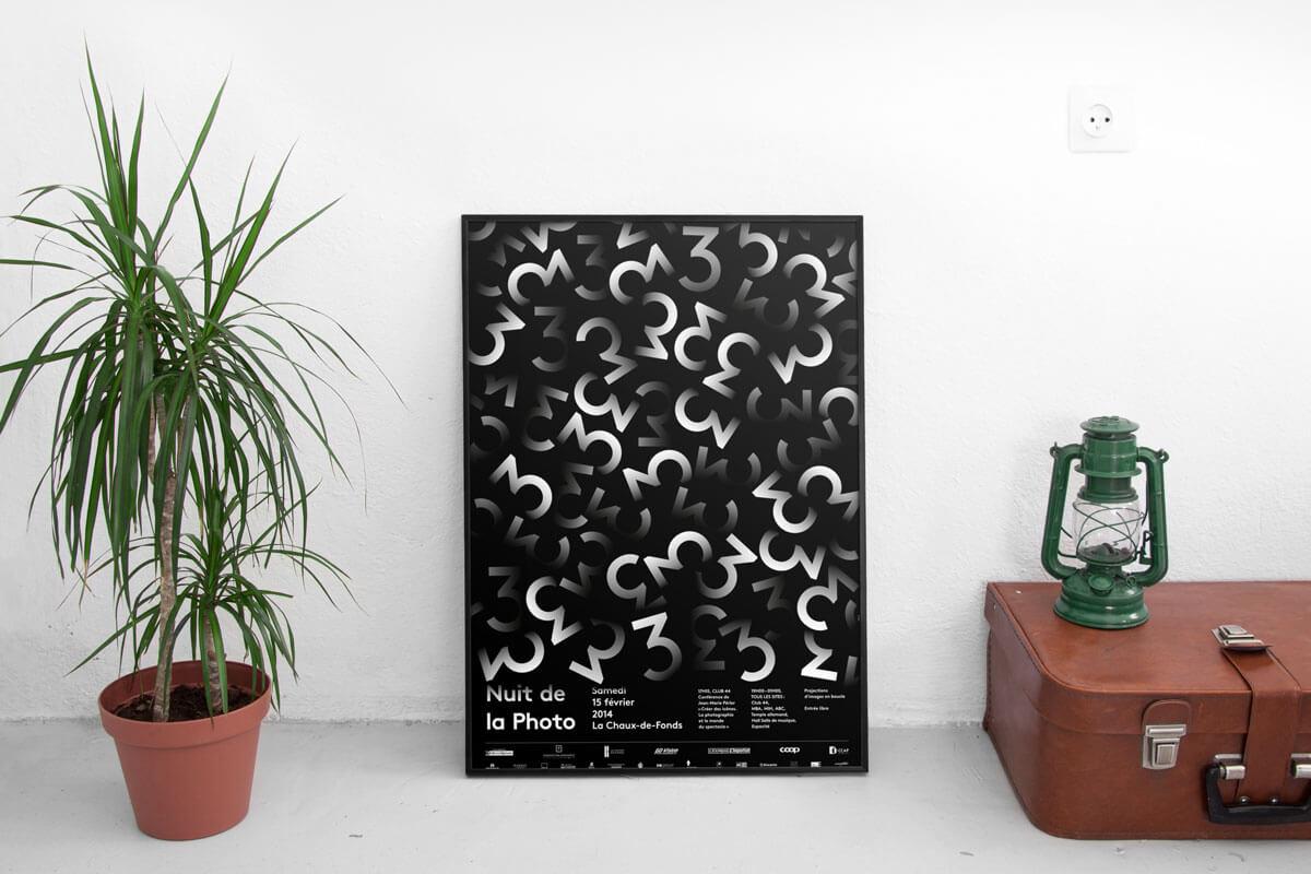 Supero Swiss Designer Poster