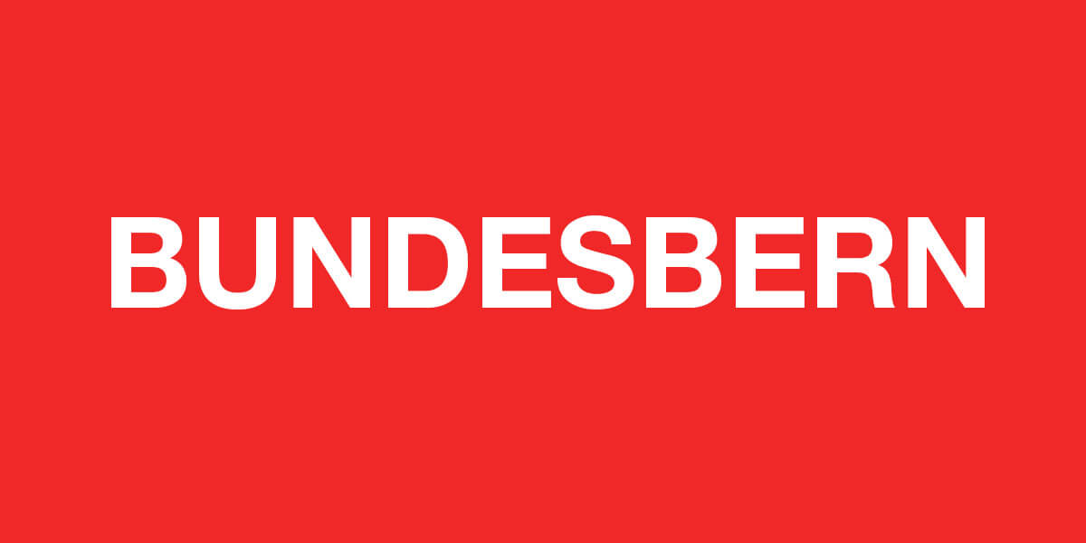 Swiss Standard German - Bundesbern