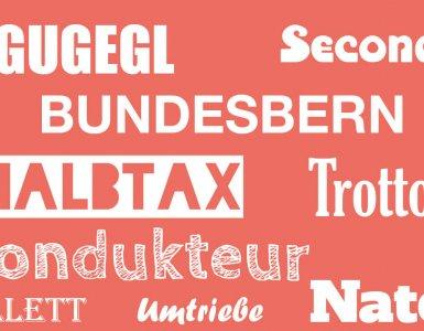 Swiss Standard German