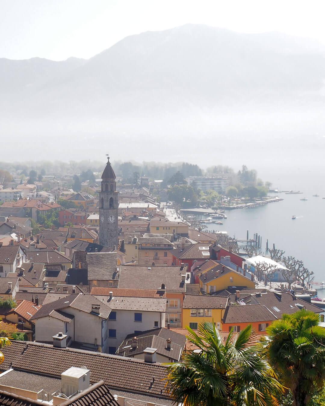 Ascona in Switzerland