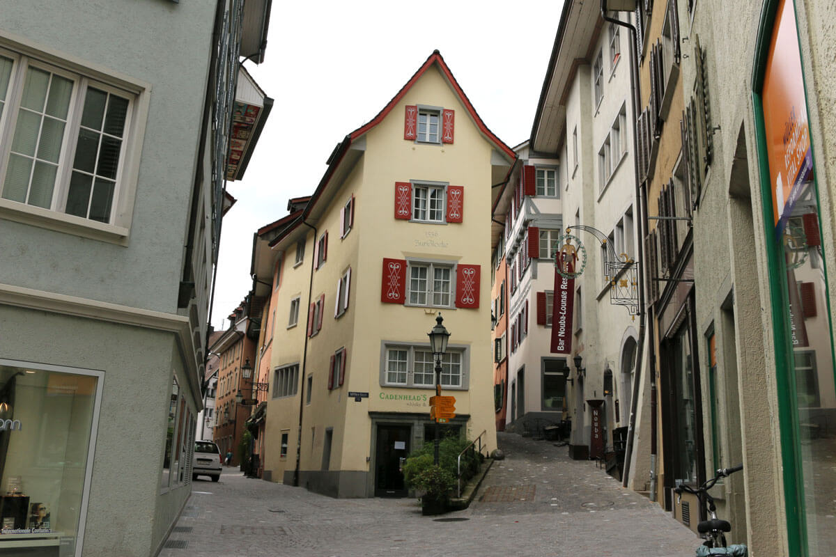 Baden Old Town
