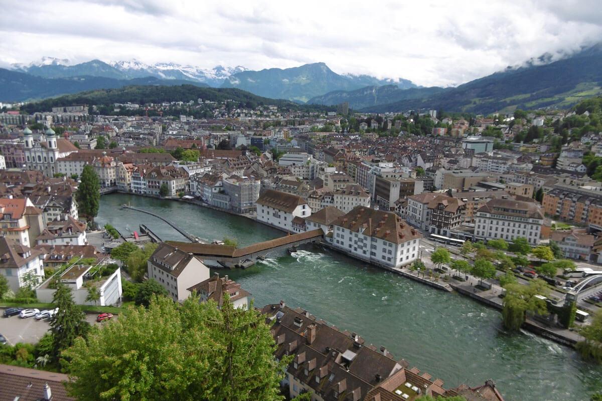 Männliturm Luzern, Switzerland