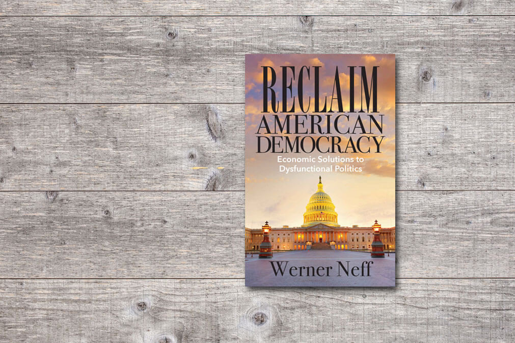 Reclaim American Democracy Book