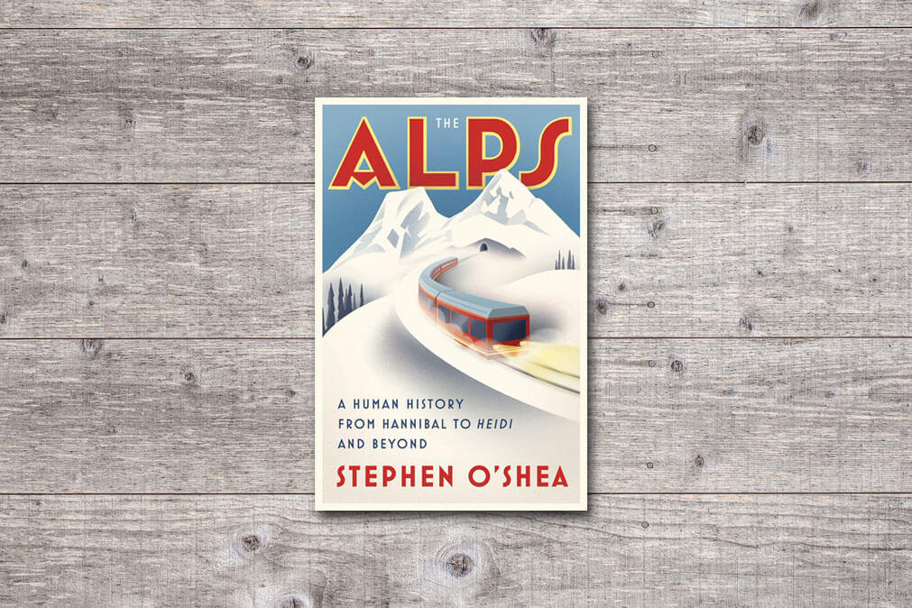 The Alps Book