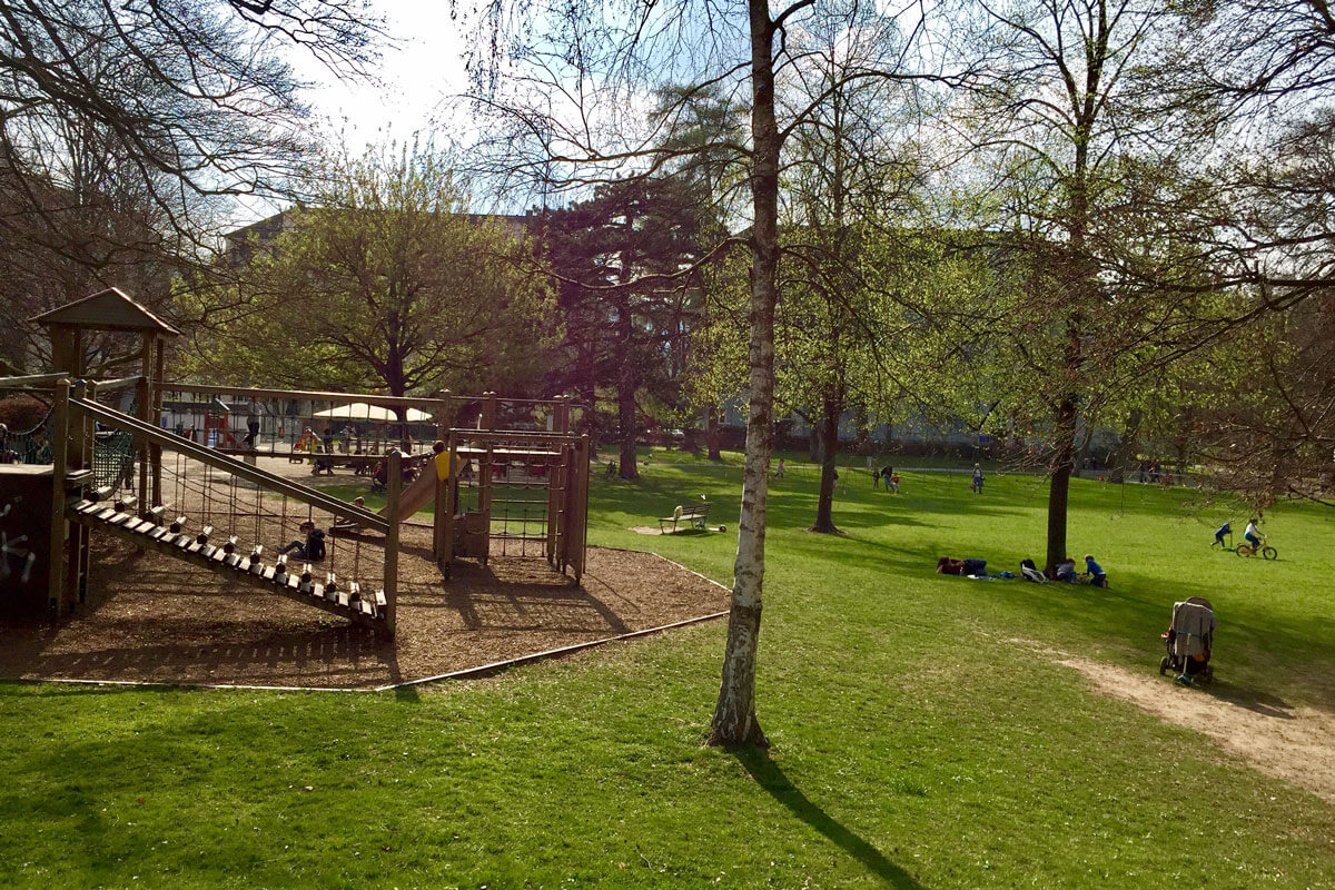 Zurich Playgrounds - Artergut