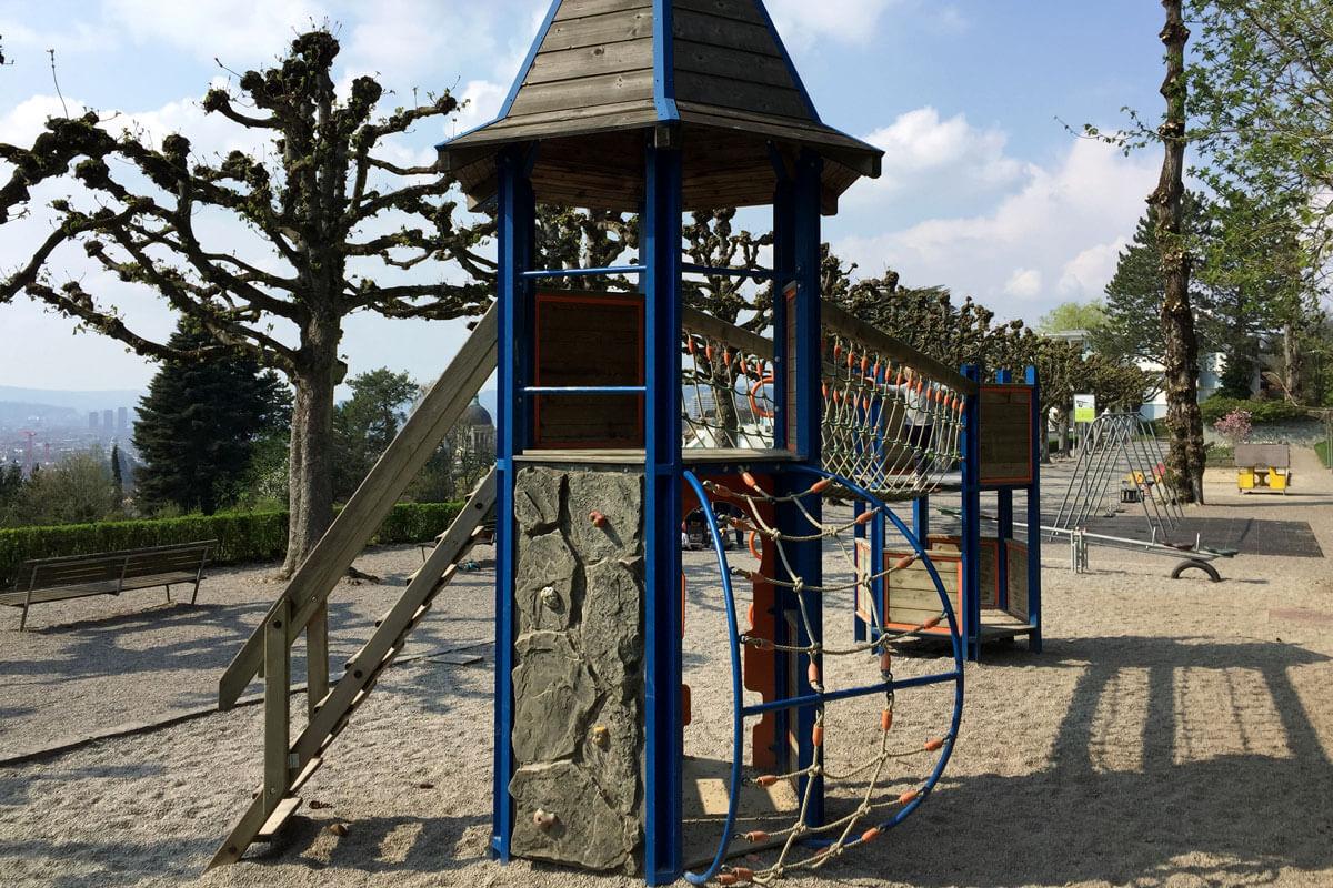 Zurich Playgrounds - Sonnenberg
