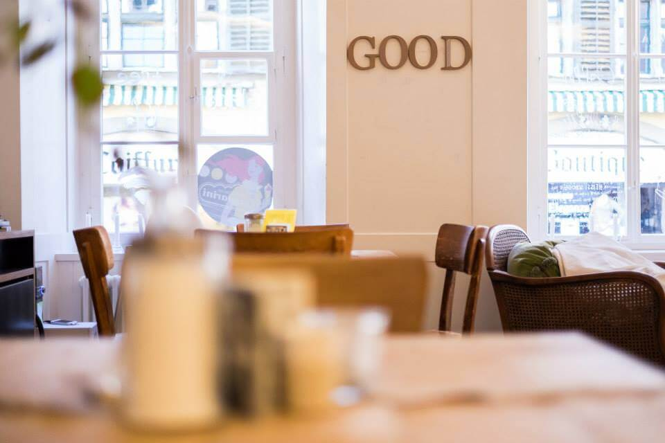 Cafe good in Rapperswil - Copyright Boris Baldinger