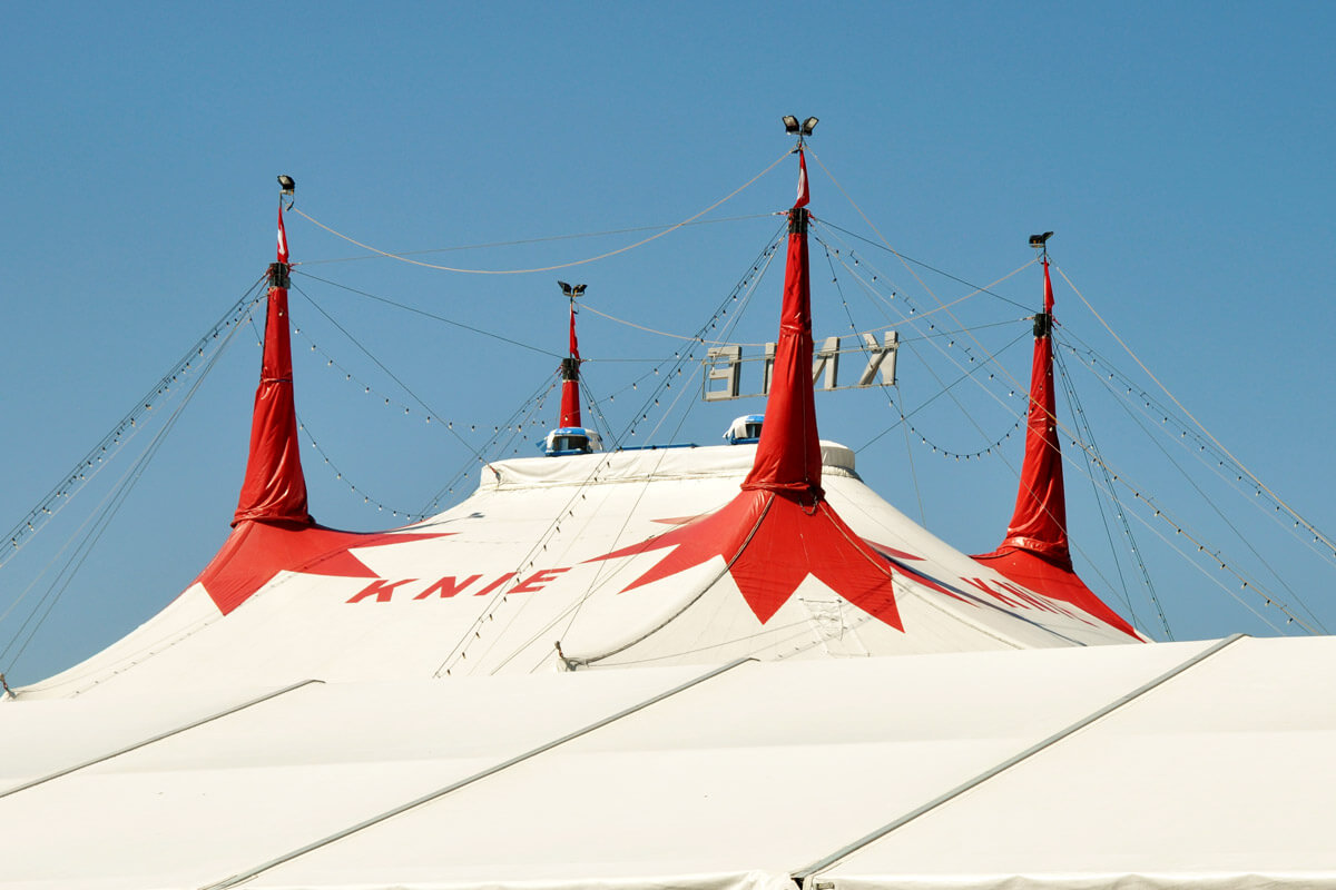 Cirkus Knie - Switzerland's largest circus