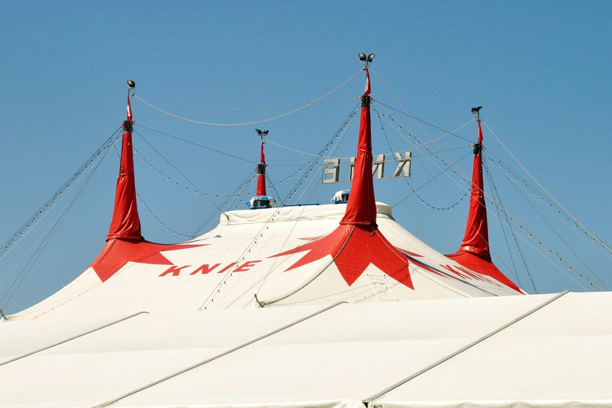 Cirkus Knie - Switzerland's largest circus