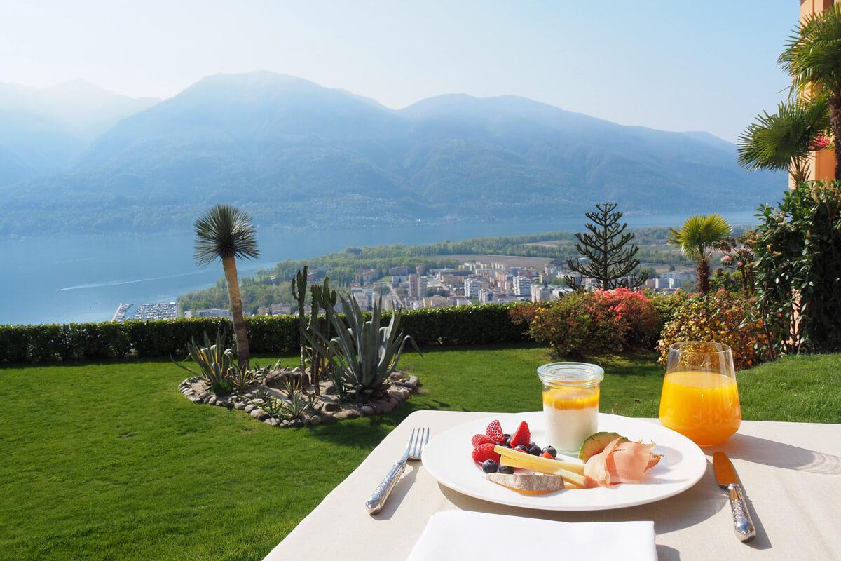 Hotel Villa Orselina, Ticino