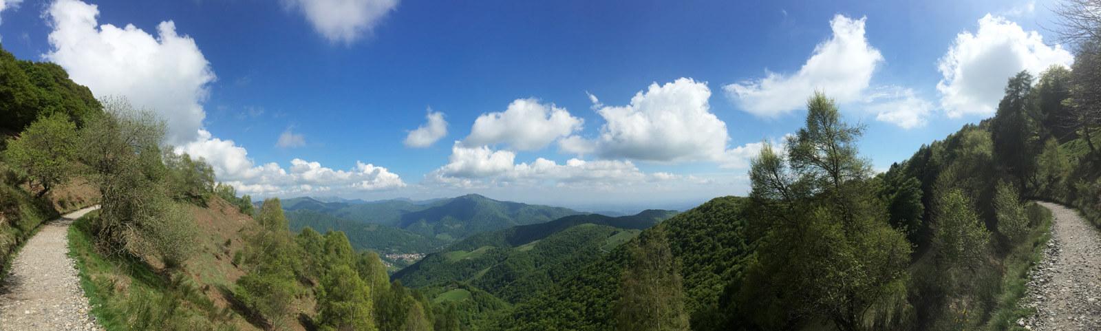 Monte Generoso Ticino - Amazing Panorama