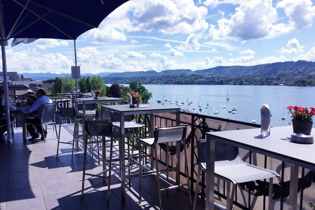 These Are The Best Rooftop Restaurants To Visit In Zurich