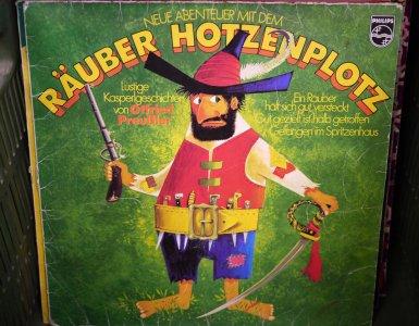Räuber Hotzenplotz Vinyl Record