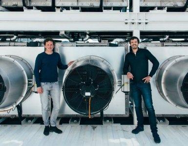 Climeworks Swiss Start-up