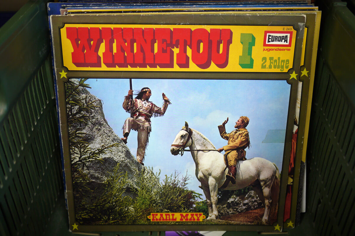Winnetou 1 Vinyl Record