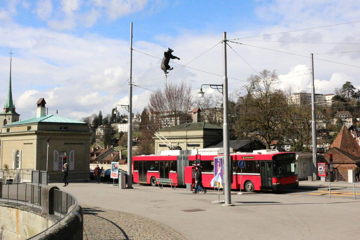 Bern Bus 12