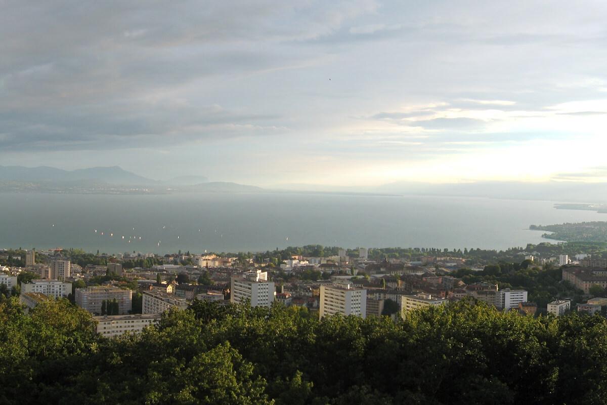 Lausanne Sauvabelin