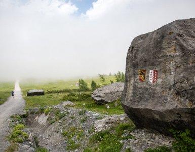 Route du Bonheur Hike - Gemmi Pass
