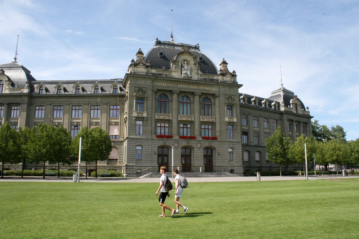 The University Lawns in Bern