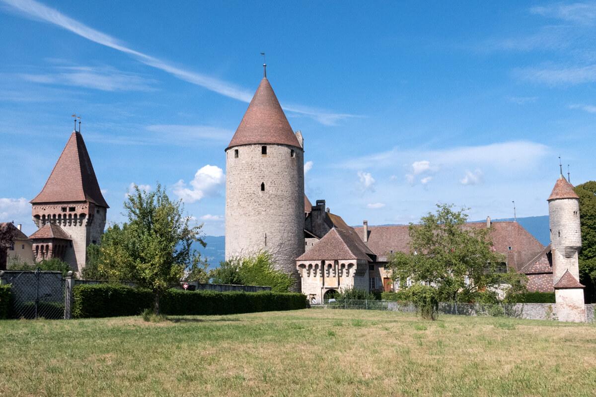 Vaud e-bike Tour - Estavayer-le-Lac