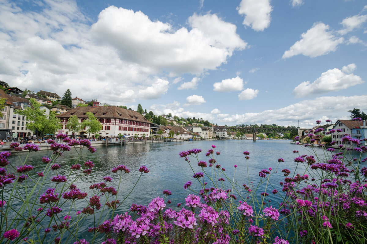 Perfect Summer Weekend in Schaffhausen