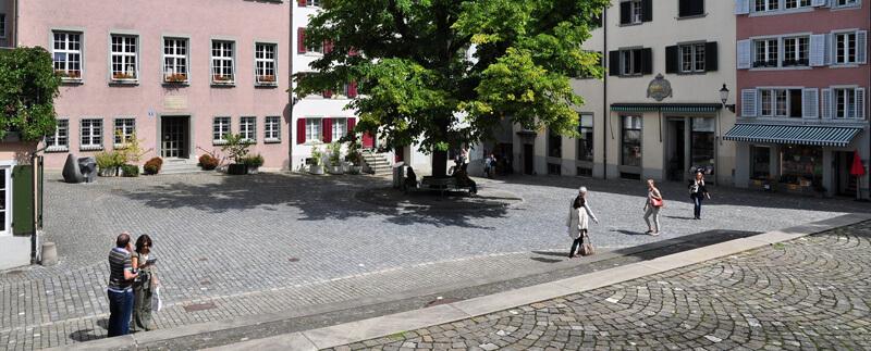 St. Peterhofstatt Zurich - June's Choice