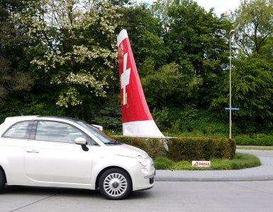Swiss Air Lines Roundabout Kloten