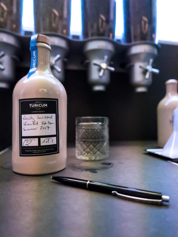 Turicum Gin Lab Zürich