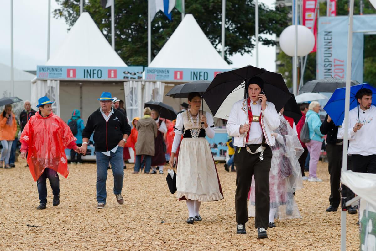 Unspunnen Festival 2017