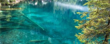 Blausee Switzerland