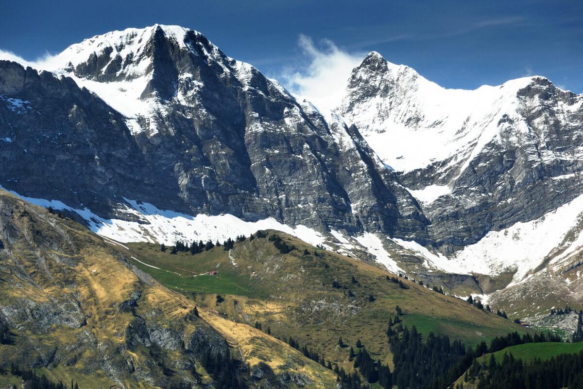 Fribourg Alps - Vanil de l'Ecri - Vanil Noir