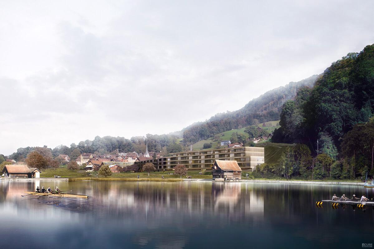 Greppen Complex - OesterPfenninger Architekten