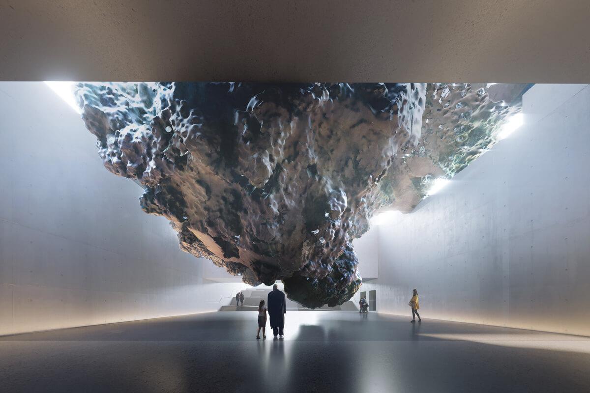 Holocaust Memorial London - A Zaha Hadid Architects