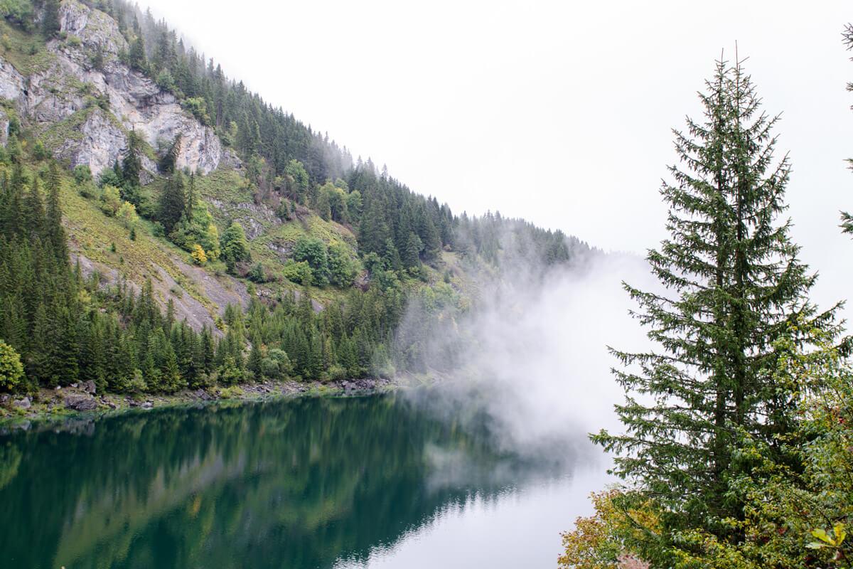 Lac de Tanay - Gabriel Garcia Marengo