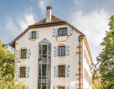 Maison du Prussien in Neuchâtel, Switzerland