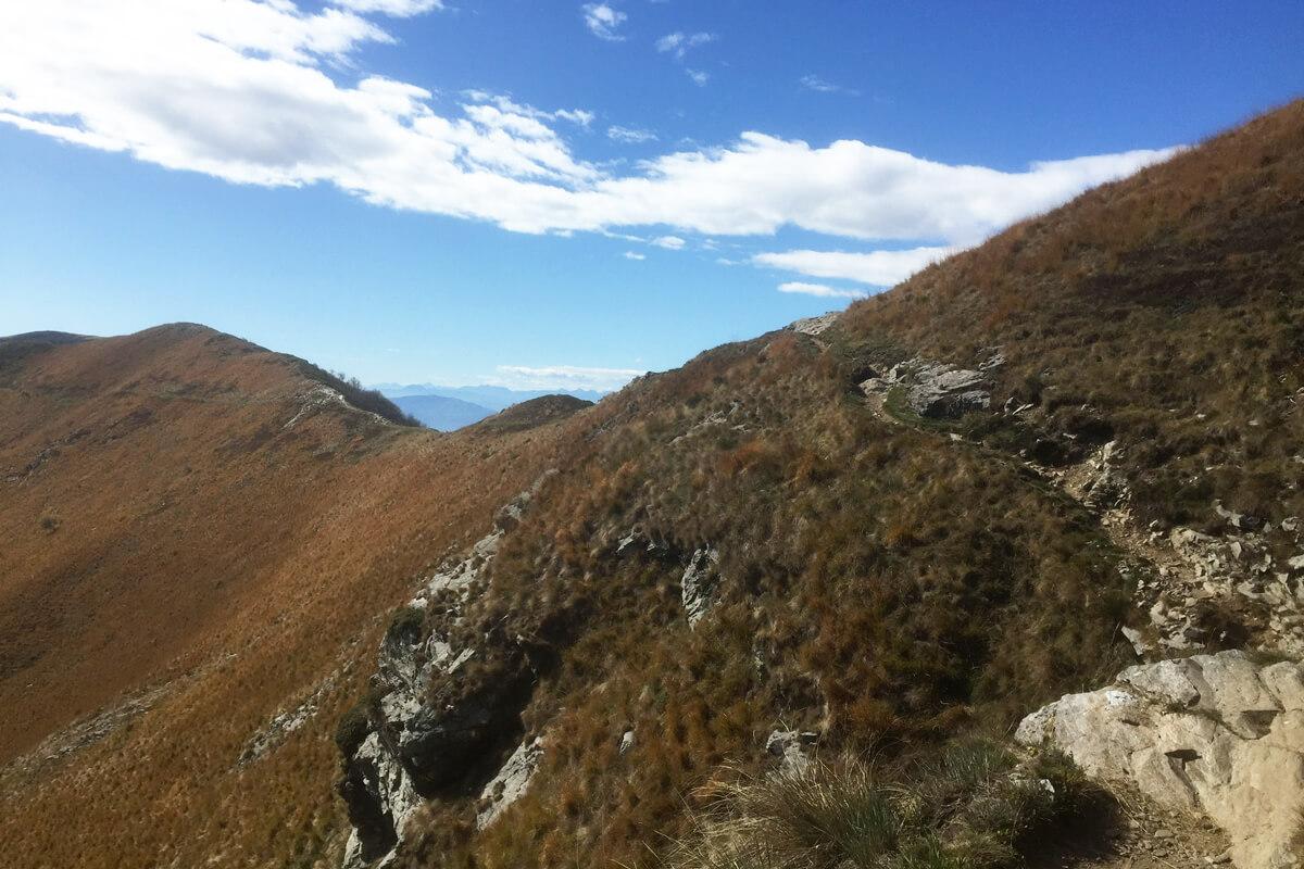 Monte Tamaro Hike in Ticino