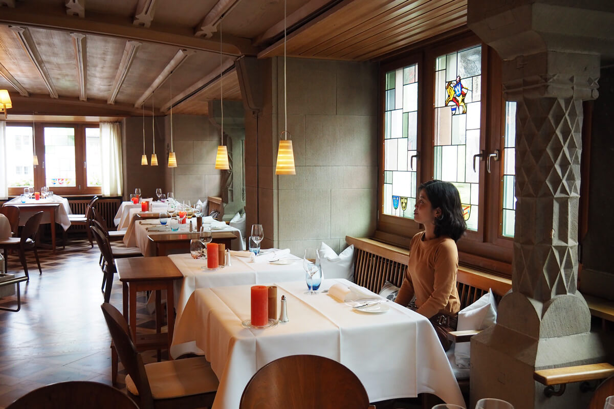 Restaurant Ochsen in Zug