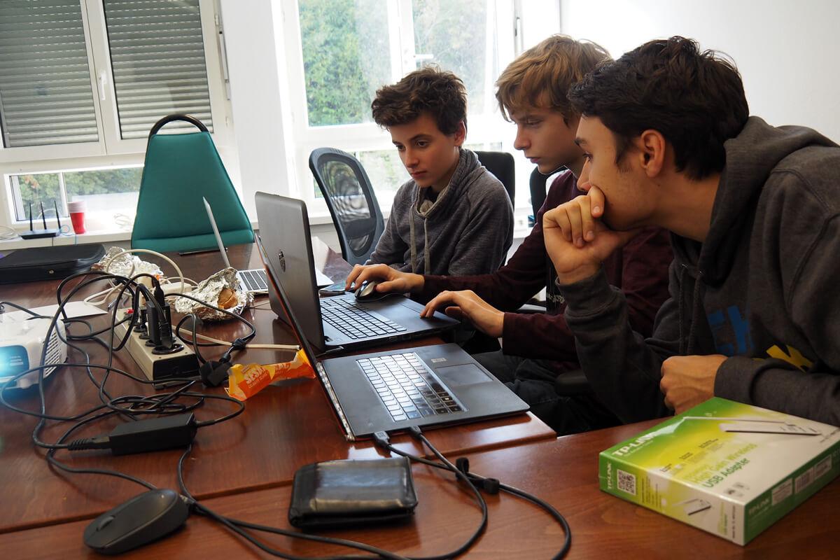 TechSpark Academy Coding Camps