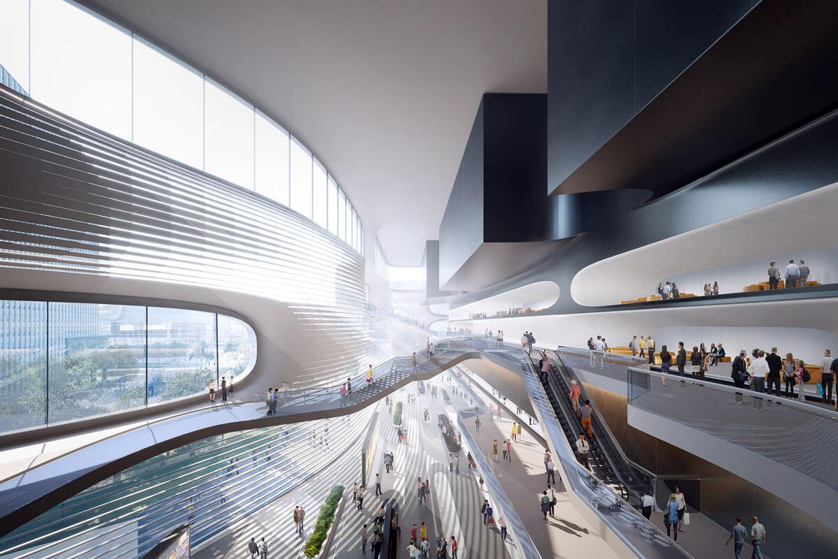 Undisclosed Project - A Zaha Hadid Architects