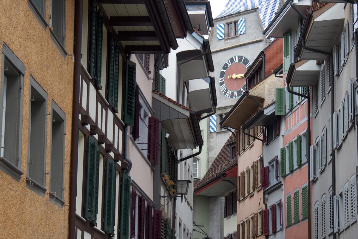 Zug Old Town, Switzerland