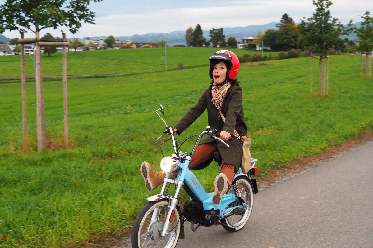 Toeffli Tour in Zug