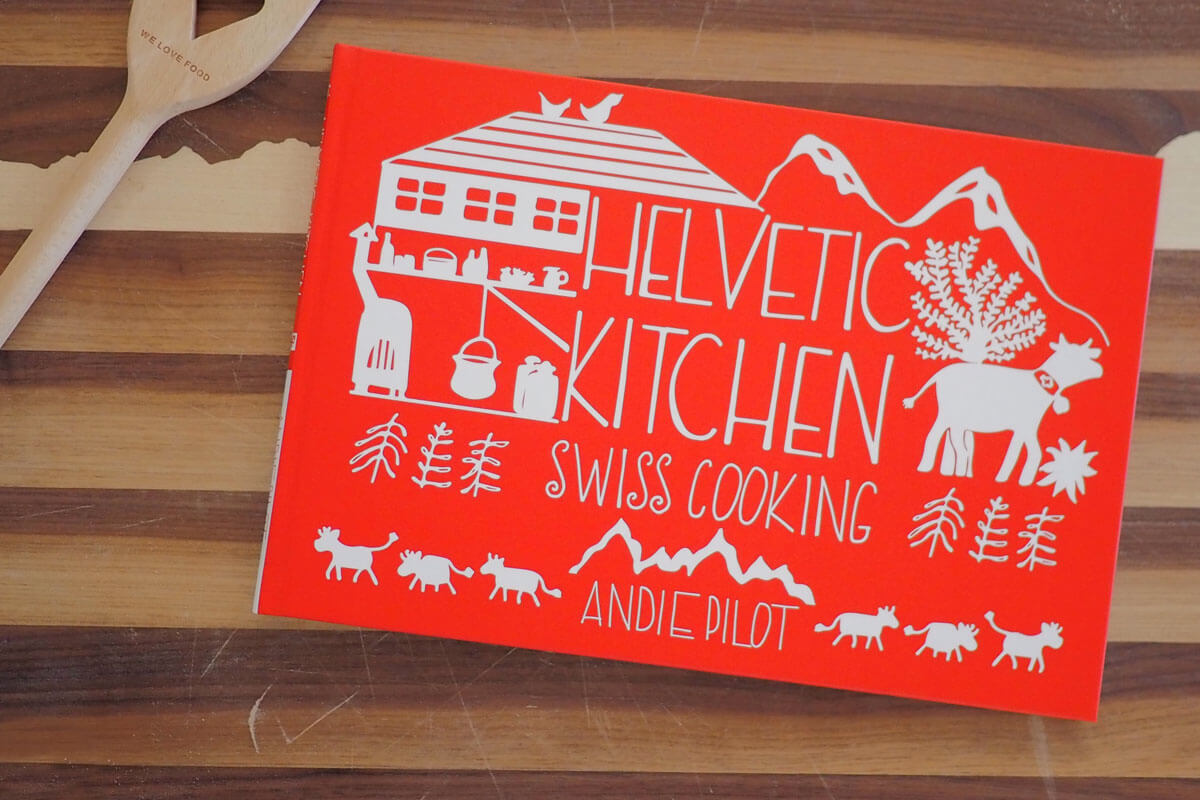 HELVETIC KITCHEN Book