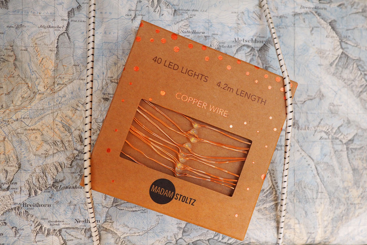 Indoor Wire Lights (Copper)