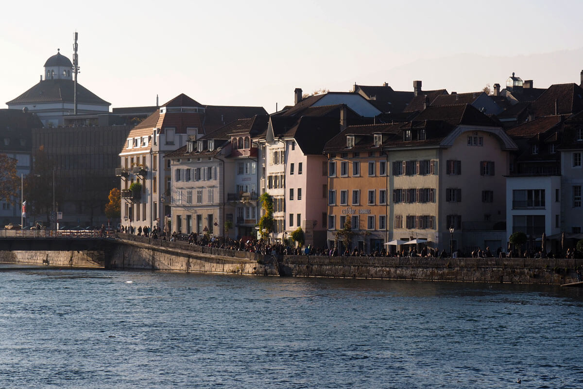Solothurn Old Town, Switzerland