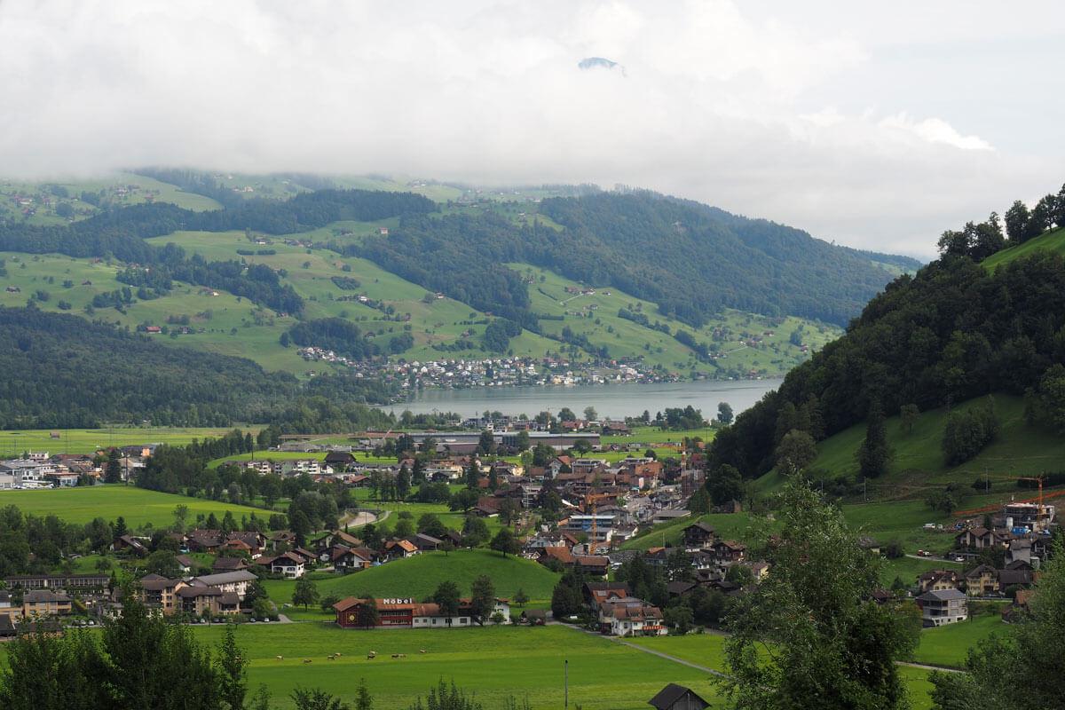 Brünig Pass Switzerland